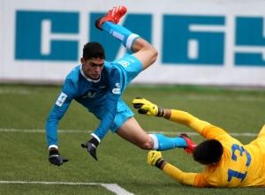 Лига чемпионов УЕФА, юношеский турнир, «Зенит»-м -  «Аустрия»-м.