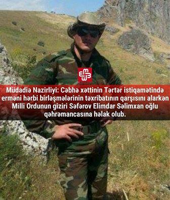 ELİMDAR SƏFƏROV