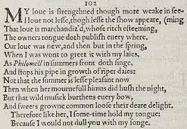 sonnet 102