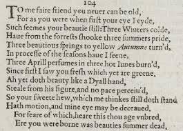 sonnet 104